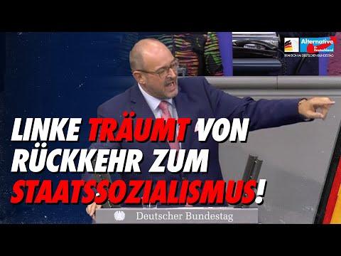 Linke träumt von Rückkehr zum Staatssozialismus! - Uwe Witt - AfD-Fraktion im Bundestag