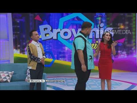 Download Youtube: BROWNIS TONIGHT - Ayu Grogi Di Gombalin Cowok (20/3/18) Part 1