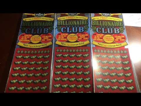 Red Billionaires Club Jackpot Search #2