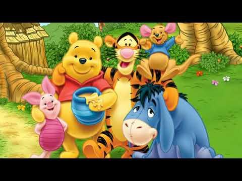 Винни Пух, стихи, аудиостихи,Winnie The Pooh, Терминатор