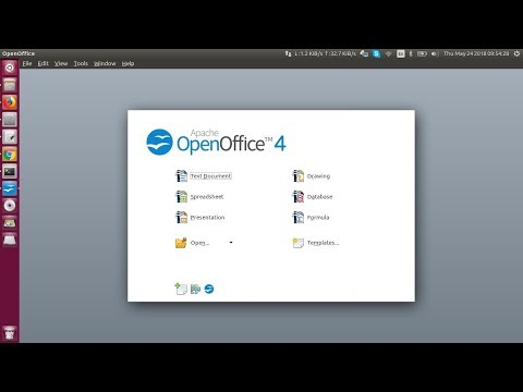 How To Install OpenOffice-4.1.5 On Linux