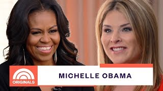 Michelle Obama Shares Her Favorite Books with Jenna Bush Hager | Today Originals
