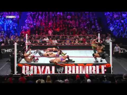 """""""R"""" Royal Rumble 2011 Highlights"""