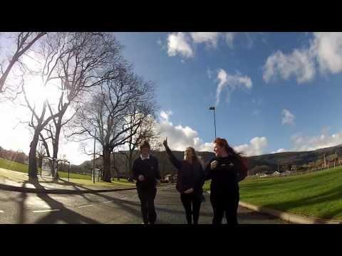 Ysgol Dyffryn Conwy Llanrwst - A'i dyma'r ffordd i Ddyffryn Conwy