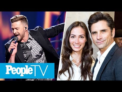 Justin Timberlake To Headline Super Bowl Halftime Show, Inside John Stamos' Proposal | PeopleTV