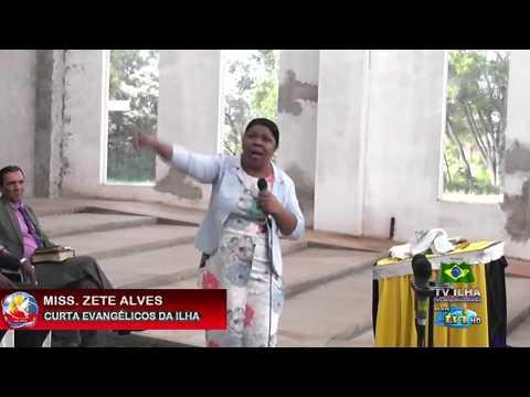 MISS. ZETE ALVES, EM PEREIRA BARRETO - 28/01/2018 | AO VIVO  TV ILHA
