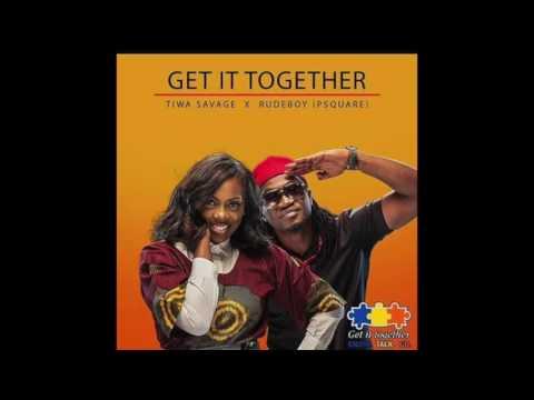 Get it together - Tiwa Savage ft Psquare  (instrumental)