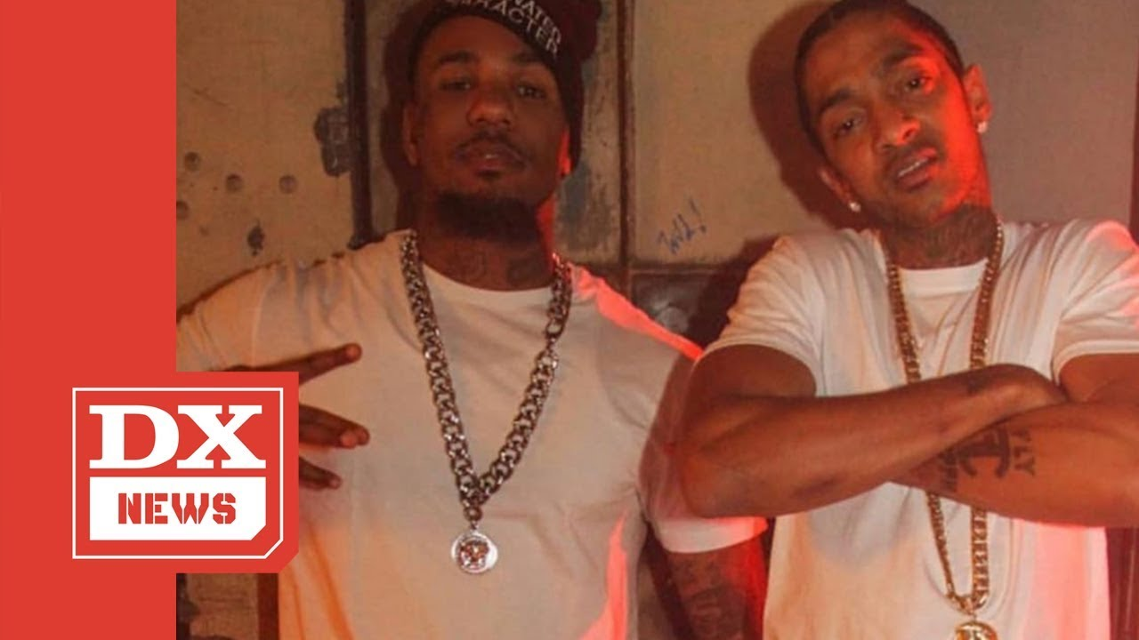 The Game Admits Bloods Beefed With Him For Taking Nipsey Hussle On Tour