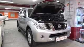 Nissan Pathfinder 2012 г.в.