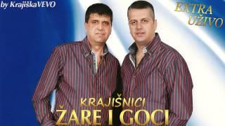 Zare i Goci - Ne pamtim joj ime (NOVO) UZIVO 2013