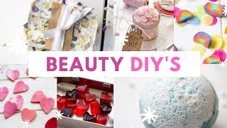 8 DIY Beauty Produkte - DIY Seife, Body Scrub, Badebomben, Knetseife, Dusch Jelly