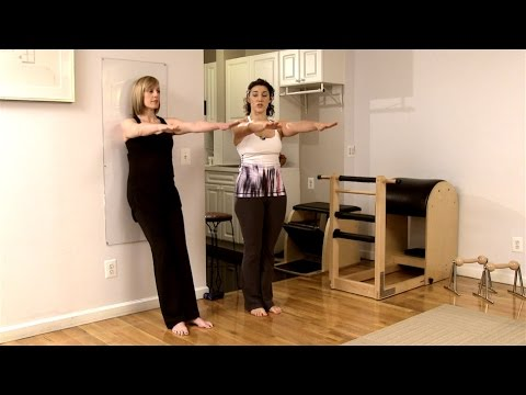 Pilates Wall Workout PREVIEW