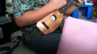 Come to Milton Keynes ukulele cover