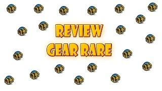 Lost Saga - Review Gear(Rare) : Arcanist Cloak, Air Bomber, T50