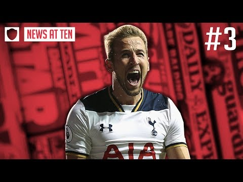 LIVERPOOL MAKE HISTORY + TOTTENHAM EARN A POINT | NEWS AT TEN #3
