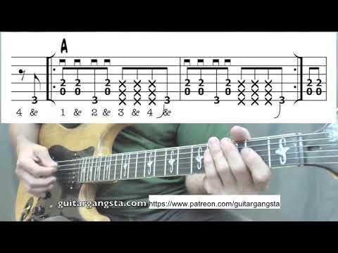 1.6.3a ROCK BLOCKS™/© - Introduction To Rock Rhythm Guitar (Power ...