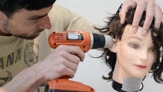 asmr dummy head hack how to make a binaural dummy head microphone rig for under 100