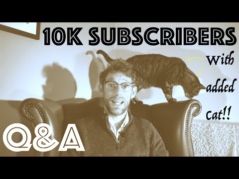10K Subscribers!! - Behind the Clinical Skills Q&A with Dr James Gill