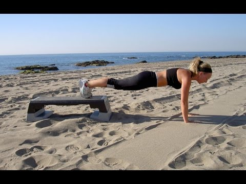 Fat Burning and Weight Loss Cardio Workout, Exercise Routine - General Fitness Training