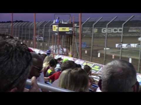 Lucas Oil Speedway Late Model Heat 4 7/15/17