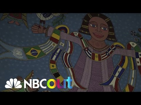 NYC's 'Little Shelter That Could' Provides Refuge For LGBTQ Youth | NBC Out | NBC News