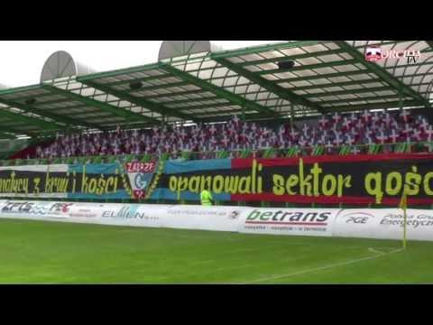 GKS Bełchatów - Górnik Zabrze (04.05.2013)