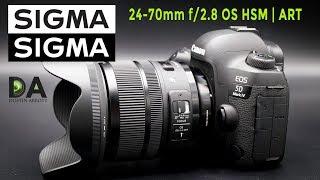 Sigma 24-70mm f/2.8 DG OS HSM | ART | Final Verdict | 4K