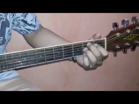 Tutorial Chord Gitar fourtwnty - Zona Nyaman