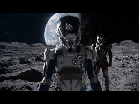 Mass Effect Andromeda - Andromeda Initiative Orientation Briefing Trailer