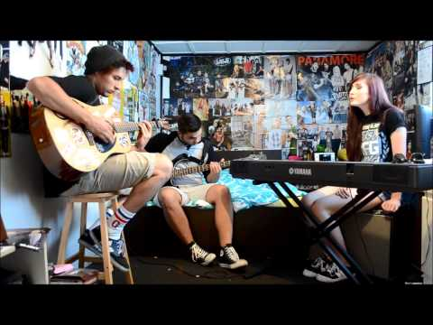 Hold My Hand - New Found Glory (Acoustic Cover)