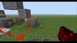 Tutorial ~ How To Build The Most Powerful Weapon In Minecraft!