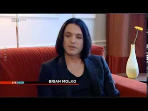 Brian Molko 2013 Brian Molko Placebo) i...