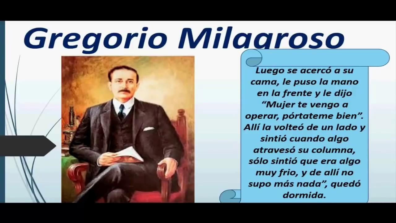 Mujer Operada Por El Venerable Dr Jose Gregorio Hernandez Milagro Youtube