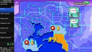 Yu-Gi-Oh! Worldwide Edition: Stairway to the Destined Duel speedrun - 2:31:55