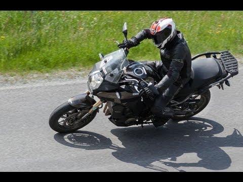 """Kawasaki Versys 1000 - """"Reiseenduro-Test 2012"""""""