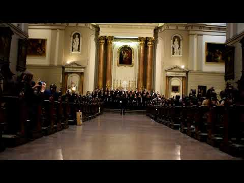 Molly Malone  (arranged by Dr. Ite O' Donovan) — Trinity Singers
