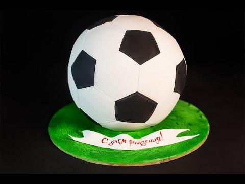 Видеоурок. Футбольный мяч. Видеокурcы