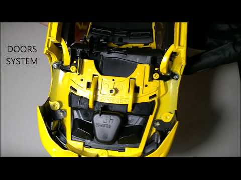 How to Disassembly Lamborghini Centenario Exclusive Maisto &  Special Edition 1/18 Scale