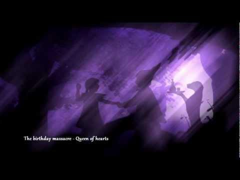 The birthday massacre - Queen of hearts
