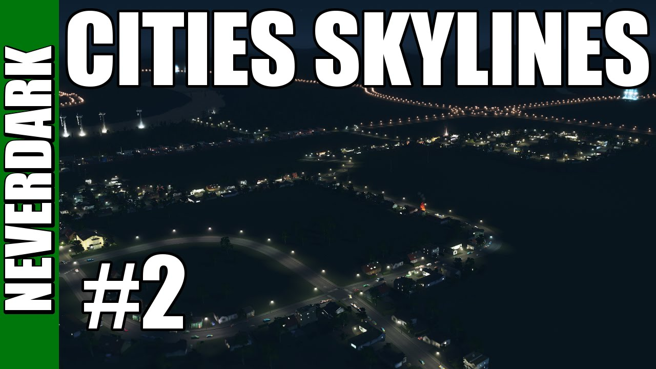 Cities Skylines Max Building Level