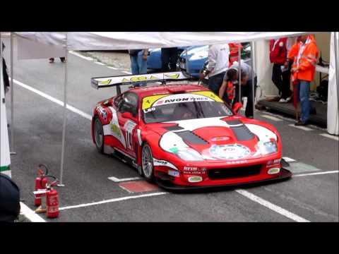 Leo Isolani - Ferrari 575 GTC PURE SOUND!