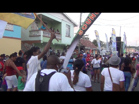 Dominica Carnival 2017 Opening Parade Real Mas