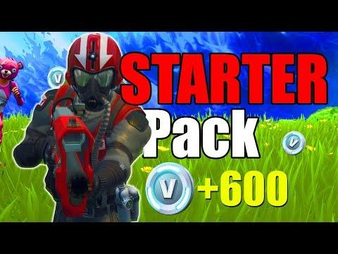 NEW Wingman Starter Pack In Fortnite!