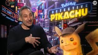 Rob Letterman Talks 'Detective Pikachu'