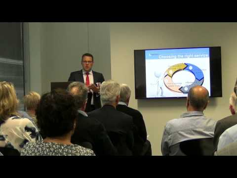 Hewison Private Wealth March Investor Series 2016 - Planning for Aged Care