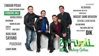Lagu paling Galau tapi membuat hati sejuk - kumpulan lagu WALI Band terbaik