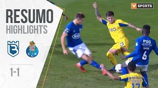 Highlights   Resumo: Belenenses 1-1 FC Porto (Liga 19/20 #13)