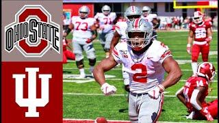 Ohio State vs Indiana Highlights | NACCF Week 3 | College Football (2019)