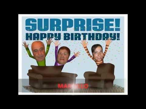Buon Compleanno Ad Uno Zio Speciale Youtube