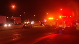Raw: NJ Man Dies in Intentional Leap; Sons Hurt